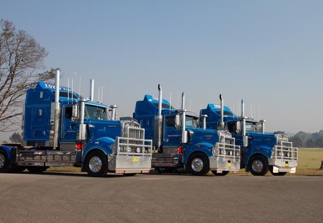 Highlands Truck Convoy 2013